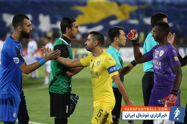 ایوب اصغرخانی: اقدام سازمان لیگ برای لغو بازی استقلال تهران ستودنی بود