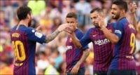بارسلونا پر خرج ترین باشگاه اسپانیایی در نقل و انتقالات