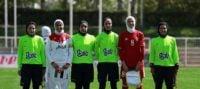 بانوان ایران و اردن