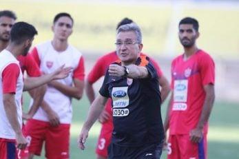 پغام غیر مستقیم برانکو برای تغییر قنبرپور برای باشگاه پرسپولیس