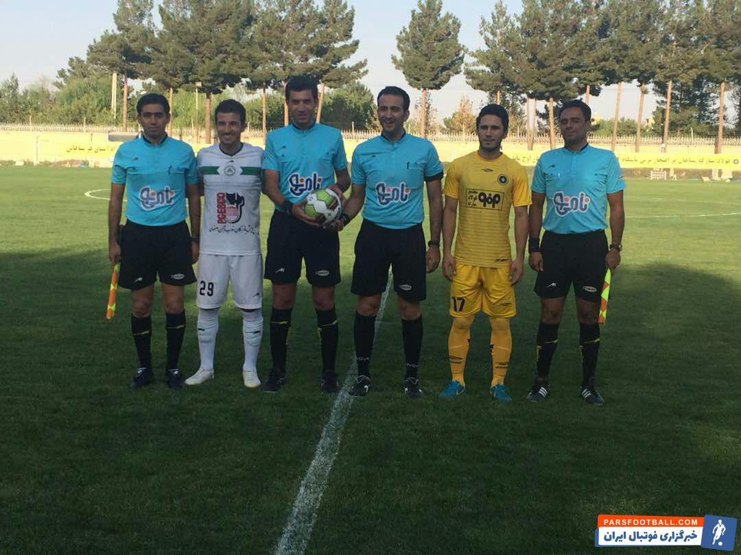 ترکیب رسمی سپاهان اصفهان مقابل ذوب آهن اصفهان در دیدار دوستانه اعلام شد!