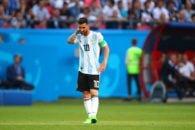 مسی ؛ اسکالونی سرمربی موقت آرژانتین از آینده مسی در این تیم ابراز بی اطلاعی کرد