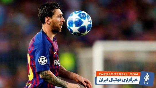 زلاتان : مسی باید بارسا را ترک کند