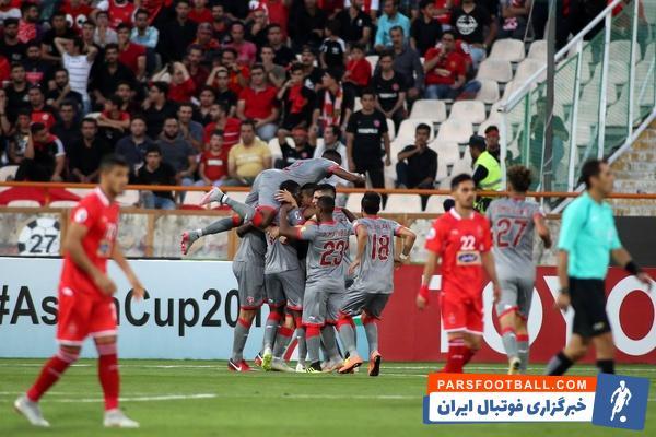 عکس ؛ بازتاب شکست الدحیل قطر مقابل پرسپولیس تهران در روزنامه الشرق قطر
