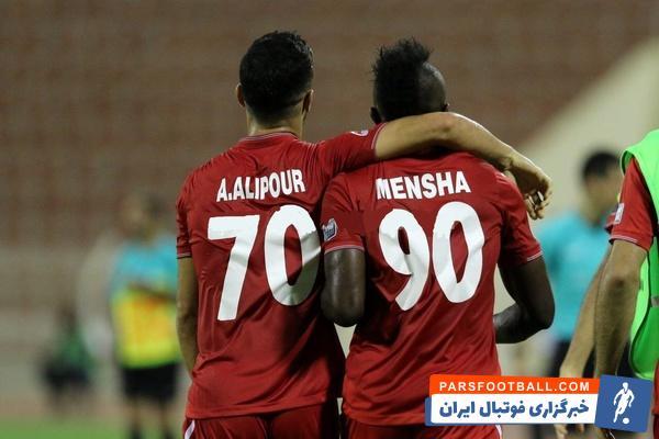 پرسپولیس ؛ نگاهی به عملکرد زوج علی علیپور و گادوین منشا در لیگ برتر خلیج فارس