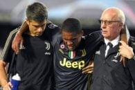 کاستا ؛ داگلاس کاستا بازیکن تیم فوتبال یوونتوس دچار مصدومیت شدید شده است