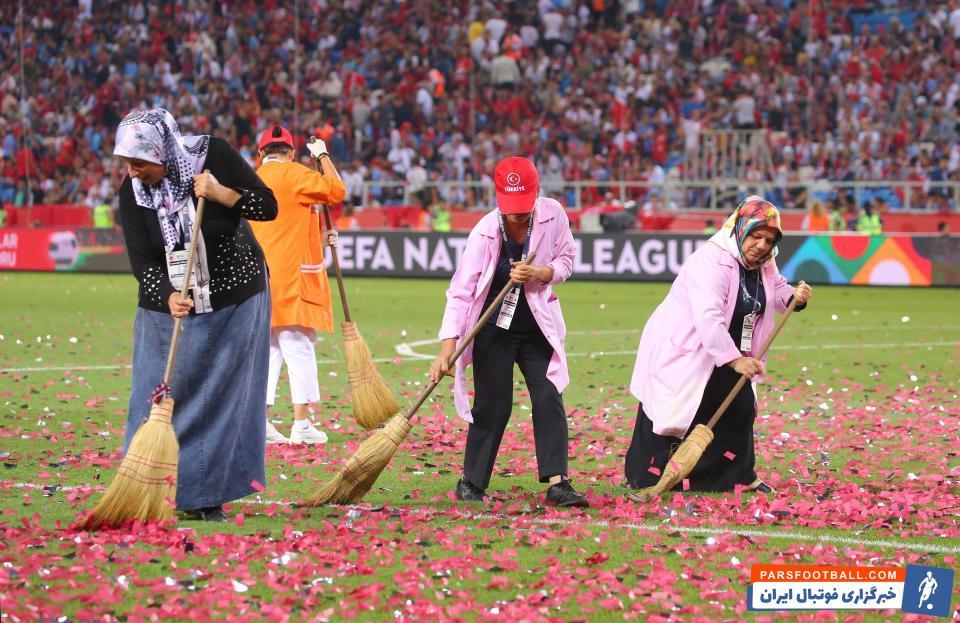 تیم ترکیه