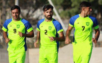 پیمان بابایی ، اسماعیل فرهادی و سید احمد موسوی بازیکنان مصدوم ماشین سازی هستند که از تمرینات گروهی ماشین سازی باز مانده اند.