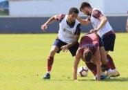 وحید امیری با رفع آسیب دیدگی آماده حضور در ترکیب این تیم است وحید امیری بعد از انجام سه بازی برای تیم ملی ایران در جام جهانی راهی سوپر لیگ ترکیه شد.