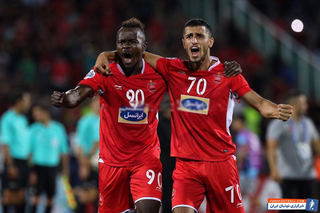 منشا بر روی هر سه گل پرسپولیس تاثیر مثبتی گذاشت ؛ پارس فوتبال