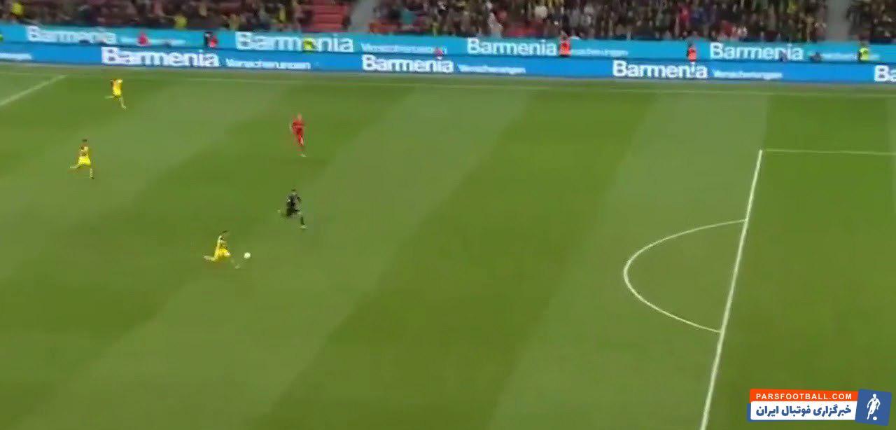 عجیبترین گل این بازی گل آخر و دومین گل پاکو آلکاسر مهاجم اسپانیایی دورتموند بود که گل پاکو آلکاسر در دقیقهی 90+4 به ثمر رسید.