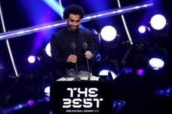 گل محمد صلاح بازیکن لیورپول به اورتون زیباترین گل سال