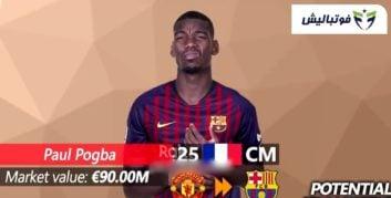 شایعات نقل و انتقالال زمستانی باشگاه بارسلونا