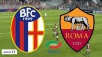 کلیپی از خلاصه بازی تیم های بولونیا و آاس رم در بازی های سری آ ایتالیا 1 مهر 97
