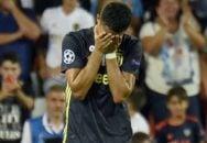 اشک های رونالدو بعد از اخراج در دیدار برابر والنسیا
