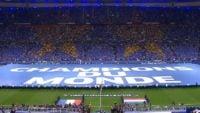 جشن فرانسوی ها در اولین میزبانی پس از جام جهانی
