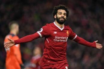 صلاح ؛ محمد صلاح ستاره مصری لیورپول در اردوی تیم ملی مورد استقبال قرار گرفت