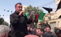 مداحی فرهاد کاظمی در مراسم عزاداری عاشورای حسینی