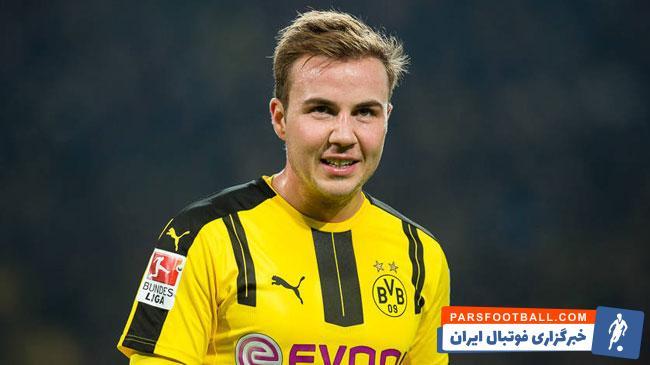 بورسیا دورتموند-هافبک آلمانی دورتموند از آرزوی بزرگ فوتبالی اش می گوید