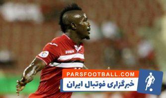 دابسمش جالب از گل منشا به الدحیل در لیگ قهرمانان آسیا