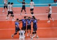 تیم ملی والیبال ایران