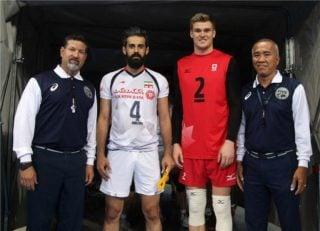 خلاصه بازی والیبال ایران کانادا در رقابت های والیبال قهرمانی جهان 2018