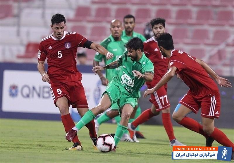 ماجد : السد اگر در شرایط عادی خود قرار داشته باشد میتواند به آسانی پرسپولیس را شکست دهد