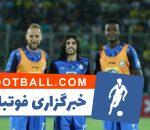مارکوس نویمایر - الحاجی گرو - استقلال تهران