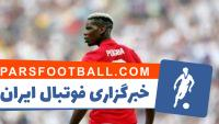 پوگبا ؛ درگیری ها و عصبانیت های پل پوگبا ستاره تیم فوتبال منچستریونایتد