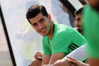 عزت اللهی ؛ باشگاه ردینگ تولد سعید عزت اللهی را در پستی اینستاگرامی تبریک گفت