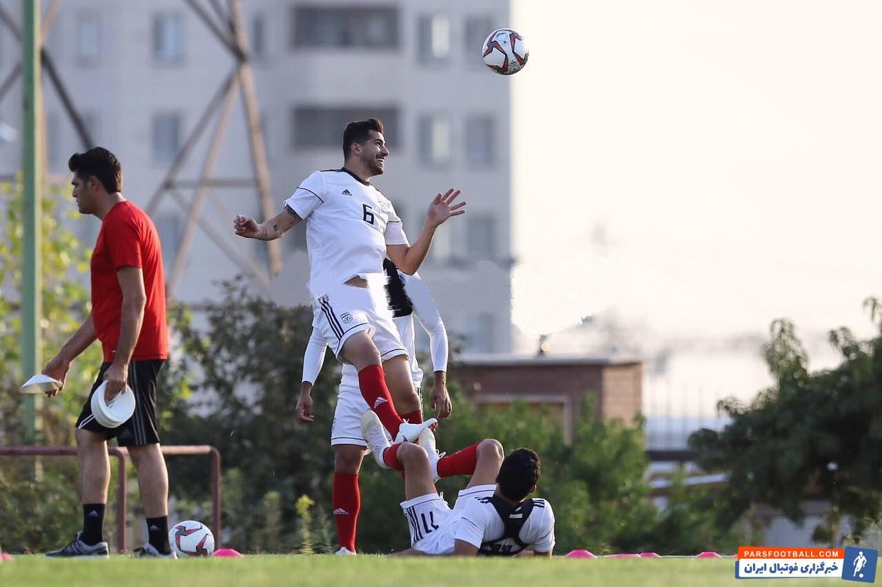 سعید عزت اللهی هافبک وسط تیم ملی است سعید عزت اللهی حالا به عنوان یک وزنه اصلی و باتجربه در میانه زمین مهره ای مهم و تاثیرگذار برای تیم کارلوس کی روش است.