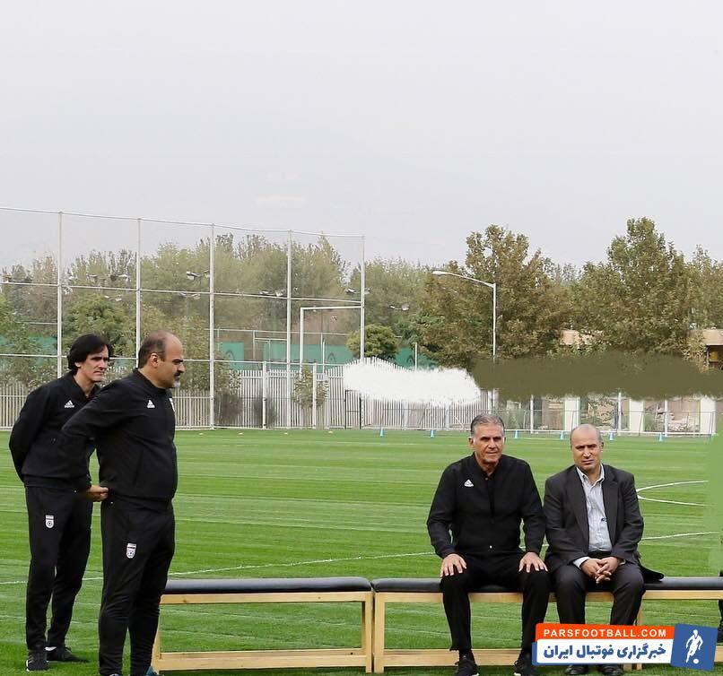 شنبه، یکی از خاص ترین روزهای مربوط به اردوی تیم ملی بود. روزی که زمین شماره دو مرکز تیم ملی فوتبال افتتاح شد و رئیس فدراسیون فوتبال نیز در آن حضور داشت.