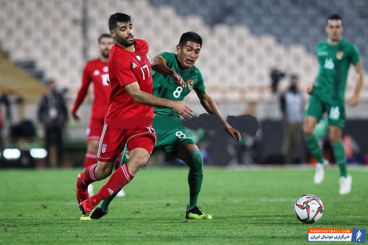 طارمی روی گل اول ایران برابر بولیوی تاثیرگذار ظاهر شد و عملکرد خوبی در این دیدار تدارکاتی داشت طارمی دوباره به قطر بازخواهد گشت.