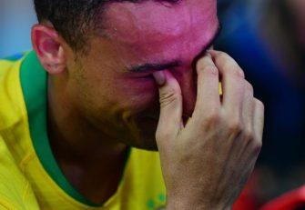 دانیلو - دیدار برزیل و آرژانتین