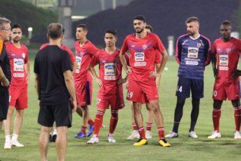آخرین وضعیت تیم پرسپولیس قبل از بازی با السد