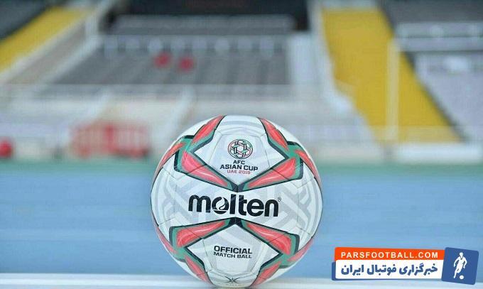 رقابتهای جام ملتهای آسیا ۲۰۱۹