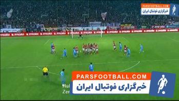 فوتبال ؛ 10 ضربه ایستگاهی پرقدرت از ستاره های مطرح در فوتبال جهان