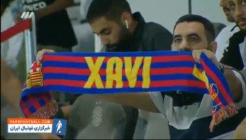 حواشی دیدنی بازی السد برابر پرسپولیس در برنامه نود روز دوشنبه 16 مهر