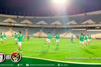 تیم ملی بولیوی