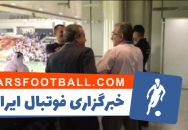 واکنش برانکو به گل علی علیپور در دیدار پرسپولیس و السد
