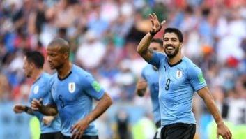 بهترین مهاجمان اروگوئه ای تاریخ لالیگا