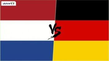 کلیپی از خلاصه بازی تیم های هلند و آلمان در بازی های لیگ اروپا 21 مهر 97