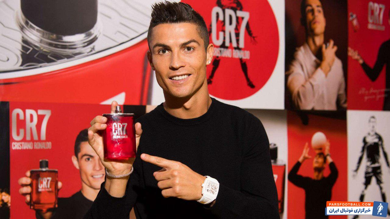 رونالدو ؛ لقب CR7 چگونه به کریستیانو رونالدو ستاره پرتغالی یوونتوس تعلق کرفت
