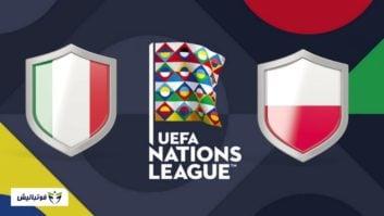 خلاصه بازی تیم های لهستان و ایتالیا