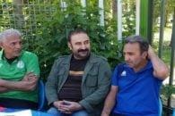 ایوب اصغرخانی : تعطیلی مسابقات به تمرکز و آرامش شفر و استقلال کمک کرد