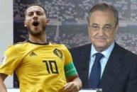 بودجه ۸۹ میلیون یورویی رئال مادرید برای جذب هازارد