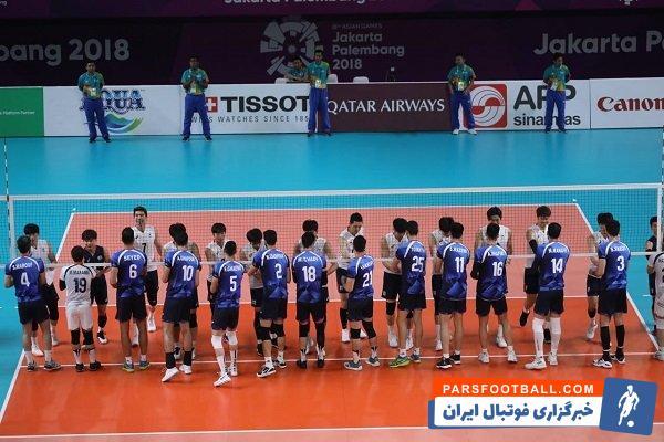 والیبال ایران - المپیک 2020