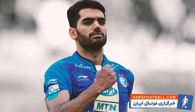کریمی ؛ علی کریمی بازیکن استقلال شرایط بازی کامل و 90 دقیقه را ندارد