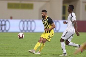 گل سه امتیازی مامه تیام برای عجمان در مقابل الاتحاد