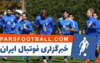 الحاجی گرو بعد از تحمل کردن انتقادهای زیاد در بازی با سایپا در جام حذفی در ترکیب ثابت استقلال به میدان رفت الحاجی گرو بازی خوبی انجام داد.